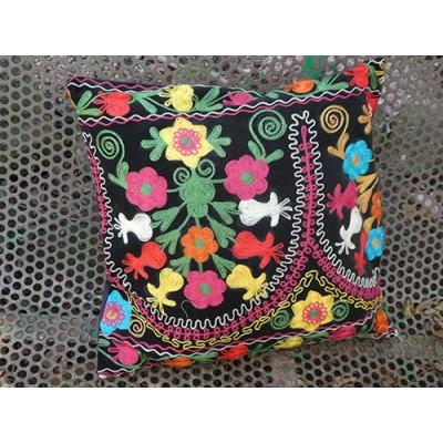 Coixins d'artesania d'Uzbekistan