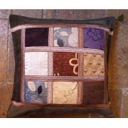 Turkish patchwork cushion