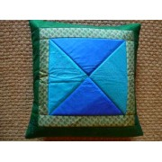 Silk cushion Nepal