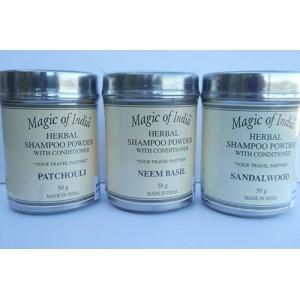 Xampú i suavitzant natural en pols