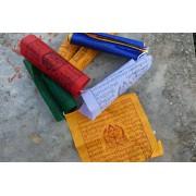 Banderes Tibetanes d´oració