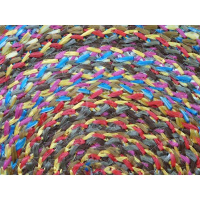 Base decorativa de corda
