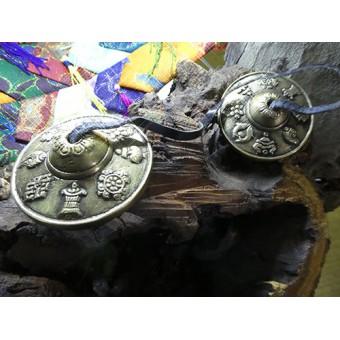 Cròtals Tibetans / Tingsha
