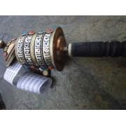 Roda de pregària Tibetana